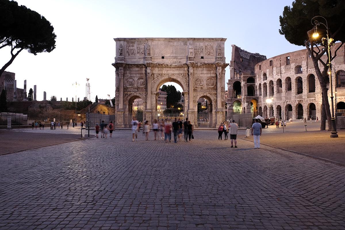 L'Arco di Costantino