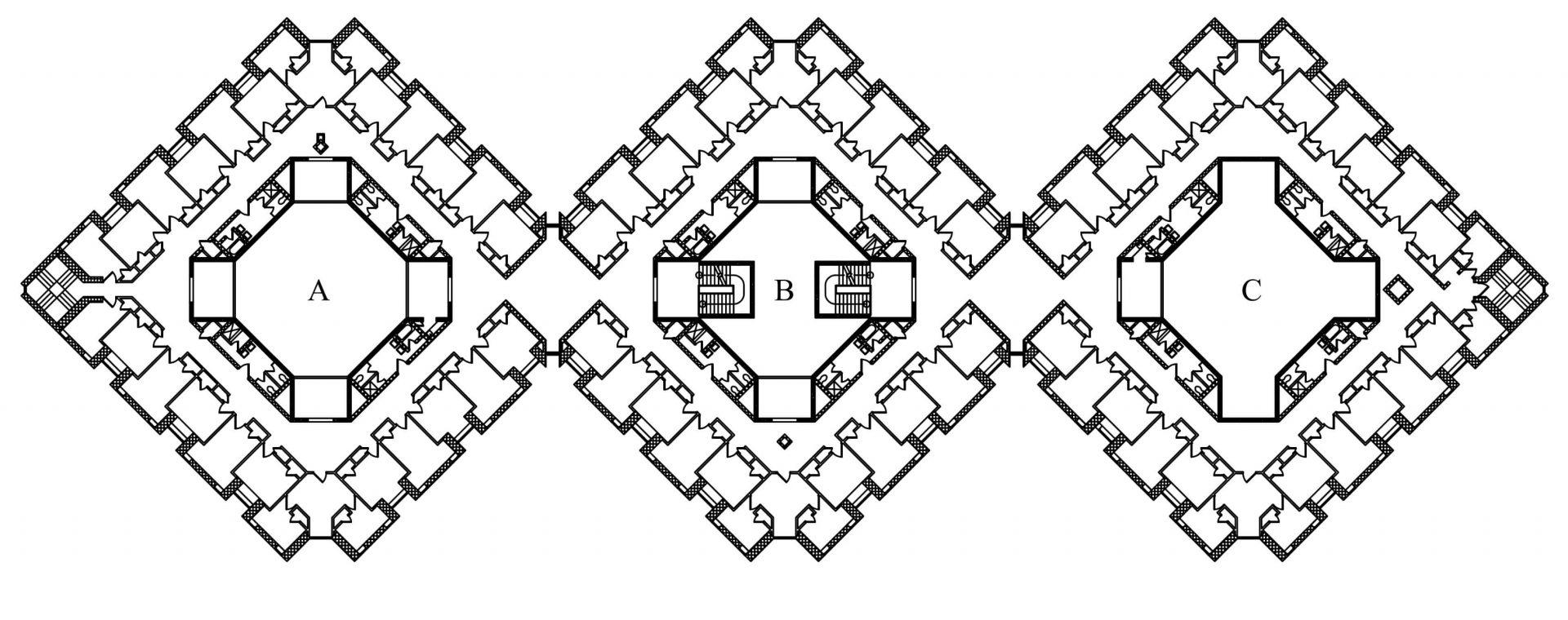 Erdman_Hall_Dormitory_plan